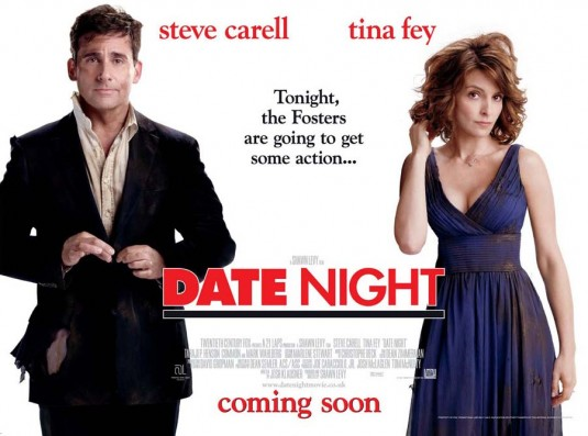 Date Night Movie poster Â« My